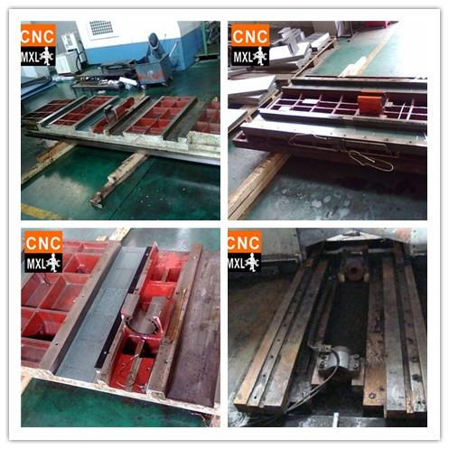 机床导轨铲花、CNC设备铲花