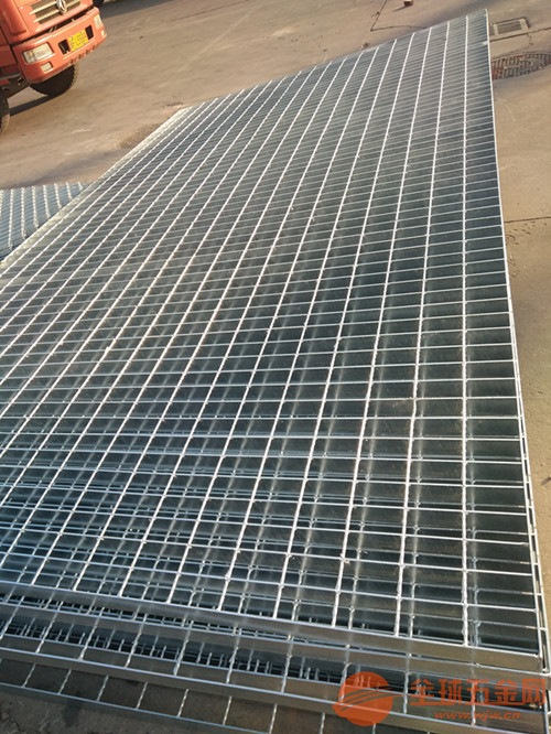 沟盖镀锌钢格板多少钱一平米&安徽黄山平台镀锌钢格栅板