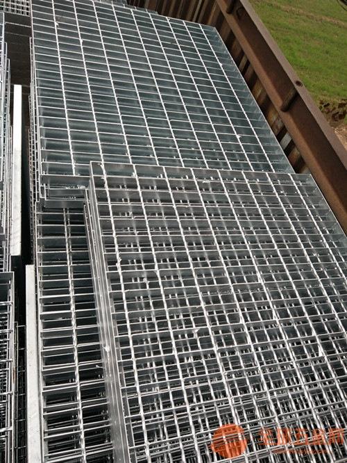 热镀锌格栅钢盖板&青海果洛平台镀锌钢格栅板盖板报价