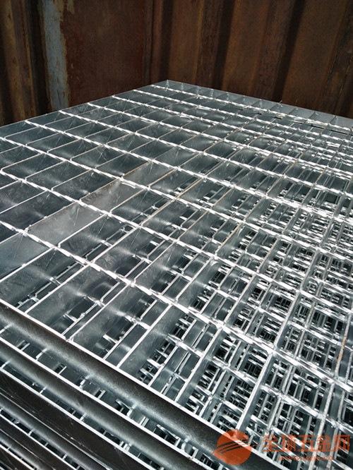 插接热镀锌钢格板厂家&福建宁德平台镀锌钢格栅板