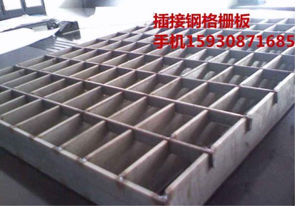 钢格栅板报价 淮北镀锌格栅板直销 电厂专用钢格板专卖