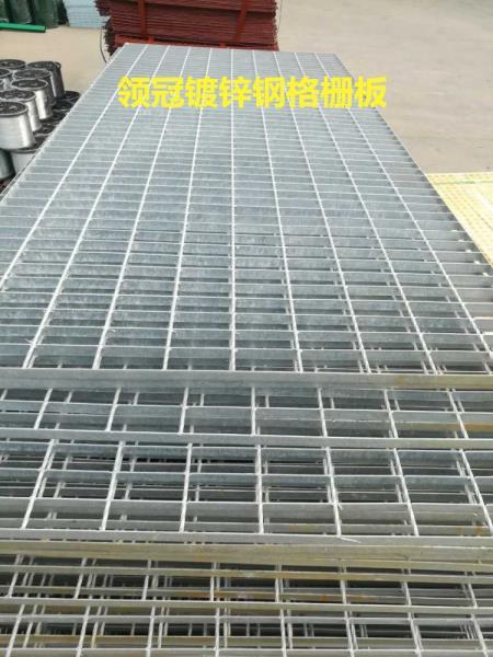 镀锌钢格板 朔州钢格栅板平台