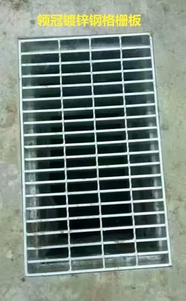 六安重型钢格栅 重载荷沟盖板 电厂钢格栅专用