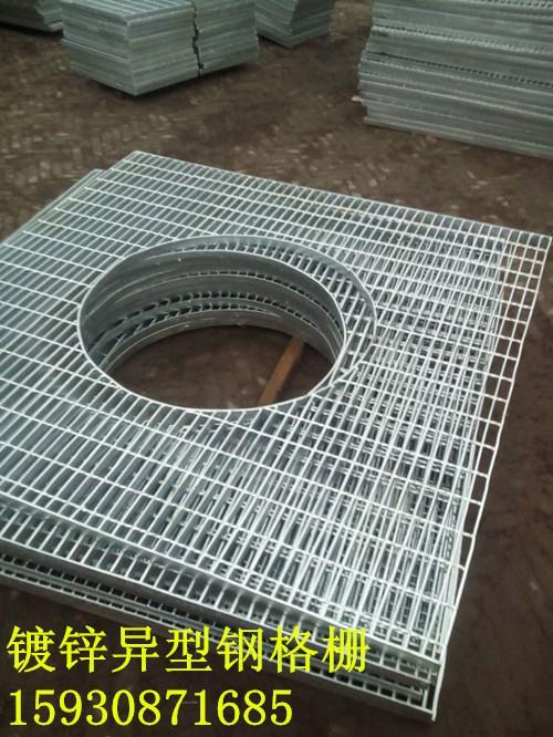 厂家钢格栅 钢格栅板生产厂家 镀锌钢格栅销售