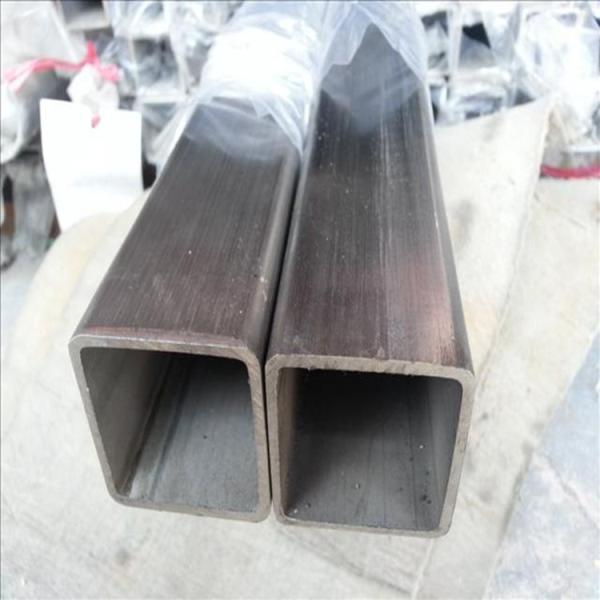 金华304不锈钢矩形管150*100*1.2*1.5