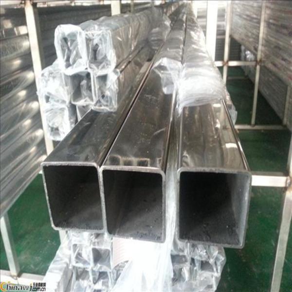 吉林304不锈钢矩形管100*2001.5*2.0*