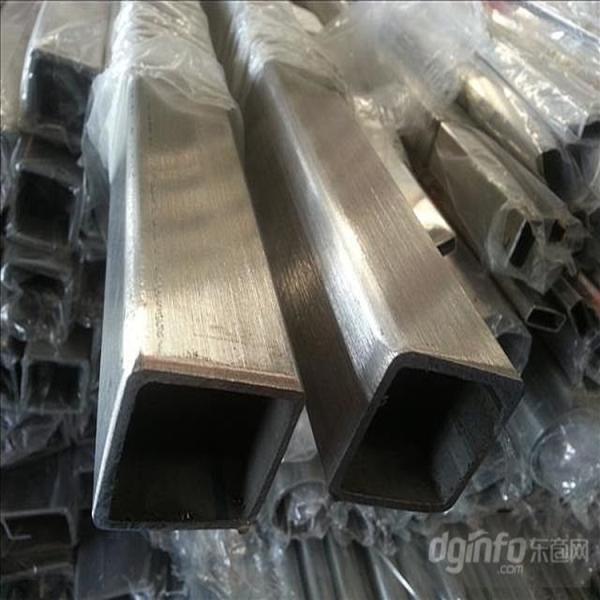 镇江304不锈钢矩形管150*50*1.2*1.5*