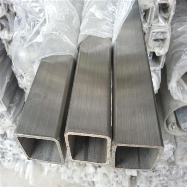 都匀现货不锈钢非标规格管40*120 45*75 45*95 50*60