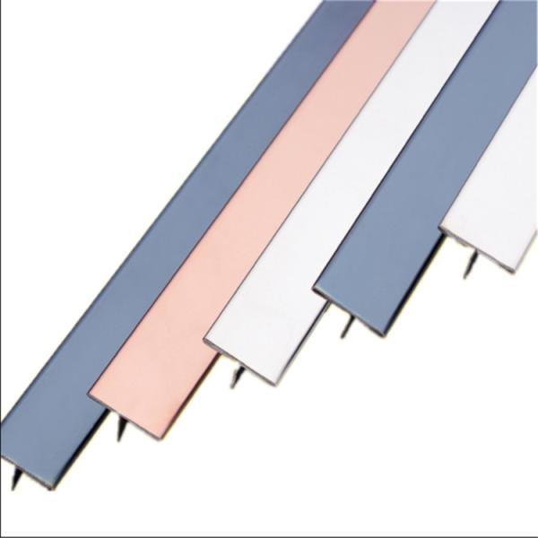 鶴壁不銹鋼一體式實心條加工電鍍T型6毫米