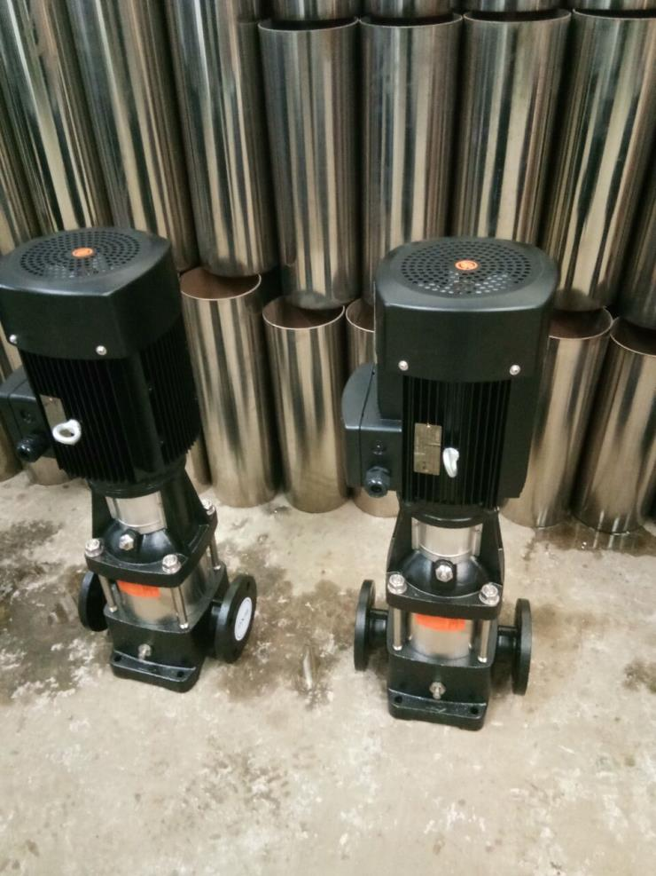 QDL/QDLF立式不锈钢管道泵,不锈钢增压泵