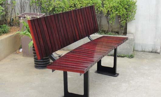 安徽淮南公园椅厂家