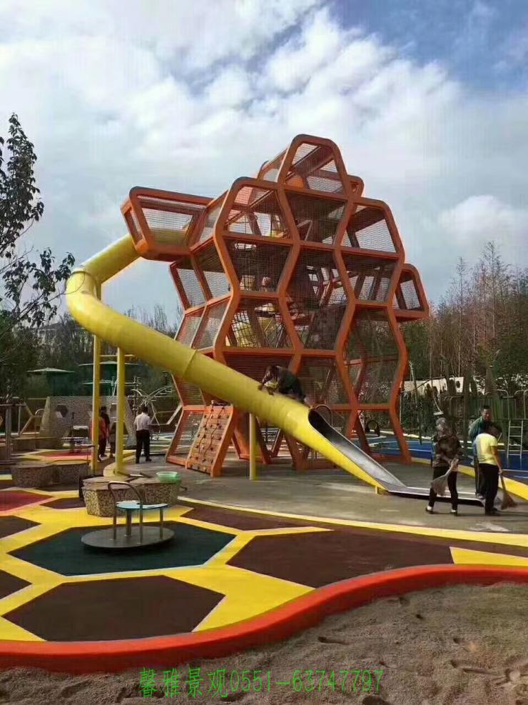 安徽宣城儿童滑滑梯定制