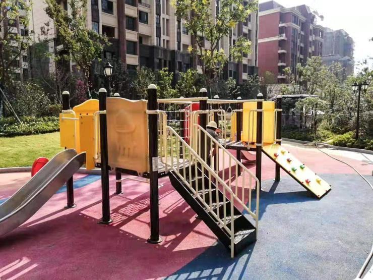 安徽宿州儿童滑滑梯定做