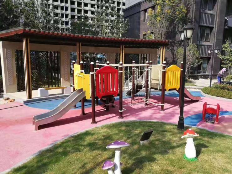 安徽合肥儿童游乐设施定制