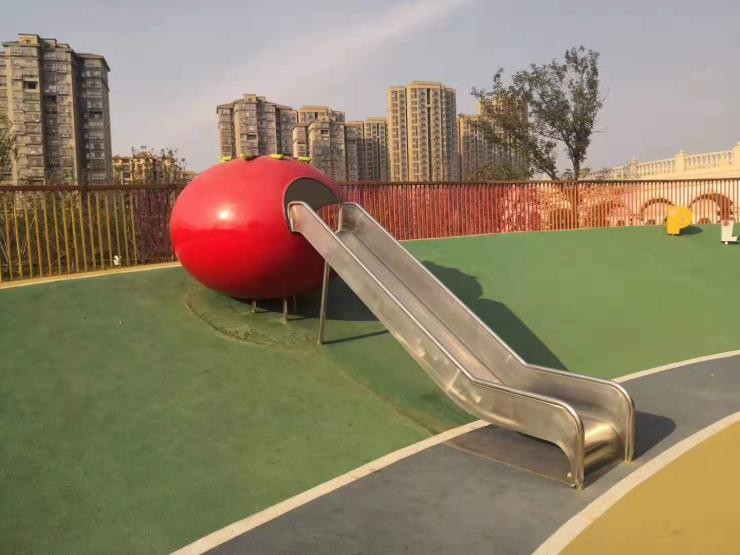 安徽亳州滑滑梯定制