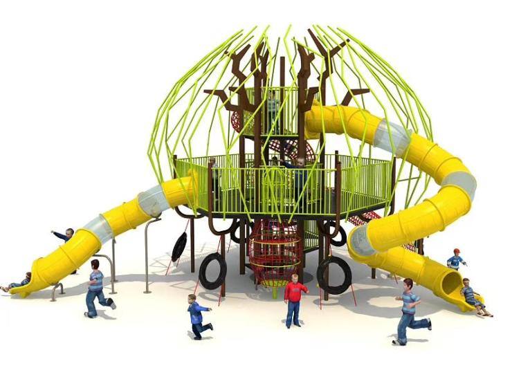 安徽六安幼儿园游乐设施定制