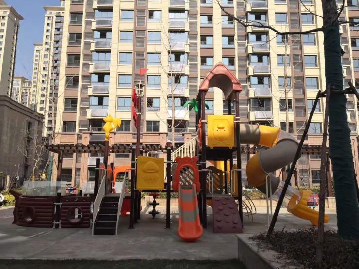 安徽芜湖幼儿园滑滑梯定制