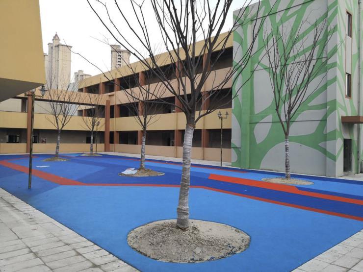 安徽宣城塑胶跑道厂家