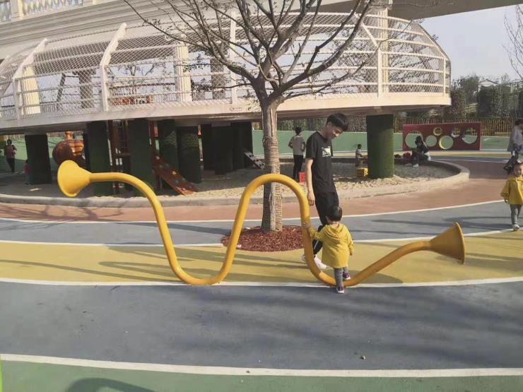 安徽宣城小区滑滑梯定制
