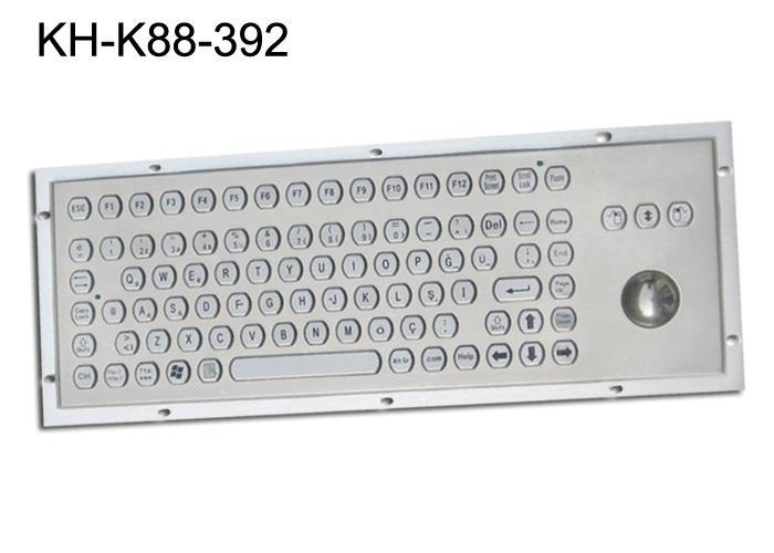 山东工业级带轨迹球键盘