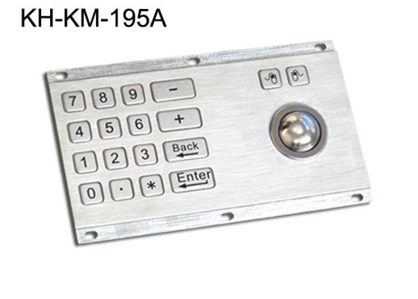 轨迹球PC键盘 鼠标一体键盘厂家