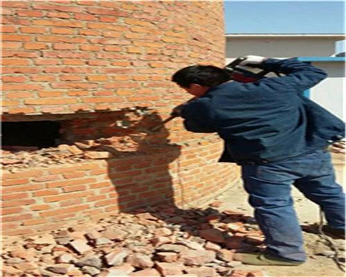 今日報道:遵義磚混煙囪拆除 -聯系電話