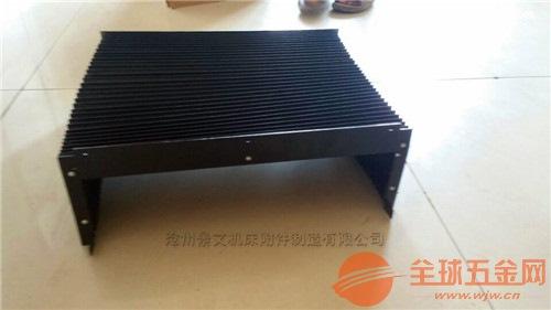 柳州石材机械伸缩风琴防护罩