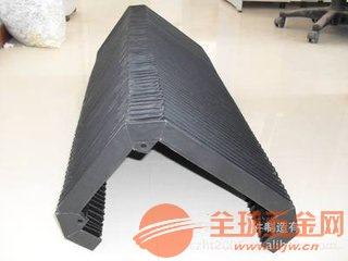 沈阳橡胶帆布升降台风琴防护罩生产商