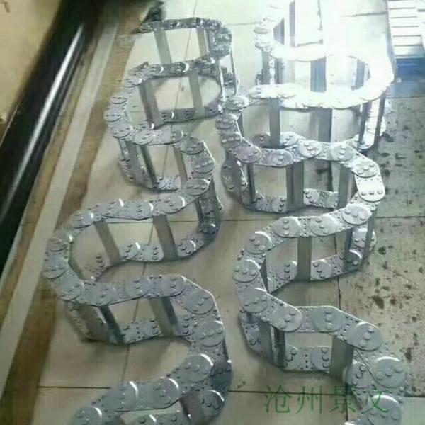 河北能源钢铝拖链生产商