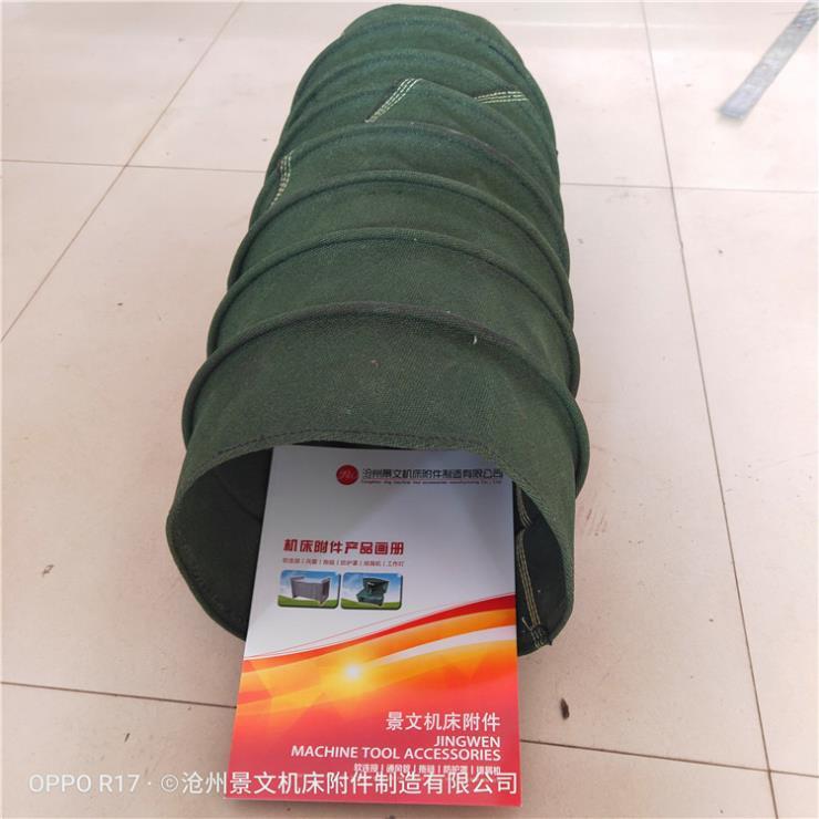 江苏带骨架帆布软连接厂家