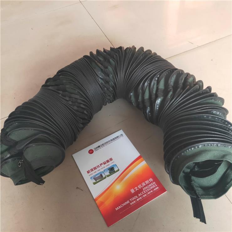 橡胶布液压油缸伸缩防尘罩报价