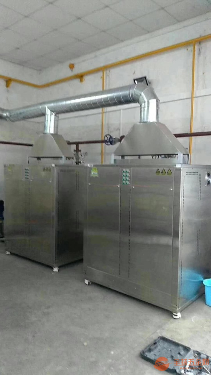 食品杀菌蒸汽炉-环保无废气排放