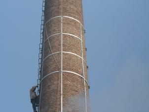 宜宾烟囱加固加高维修公司