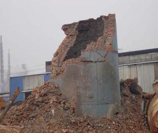 汾阳砖烟囱拆除哪家好
