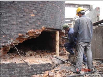 盘山县锅炉烟囱拆除全国施工