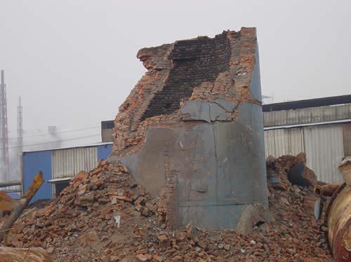 乐山烟囱拆除公司