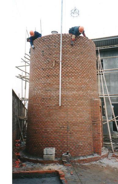 菏泽烟囱爬梯安装公司