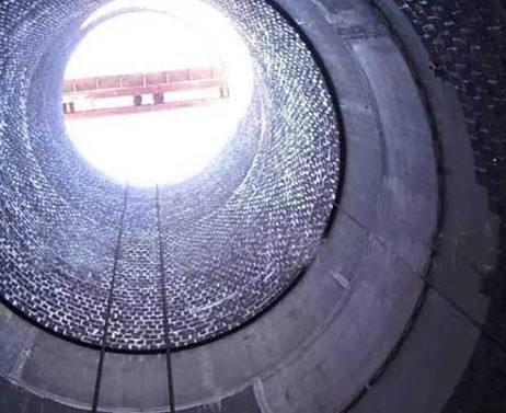自贡烟囱爬梯安装公司