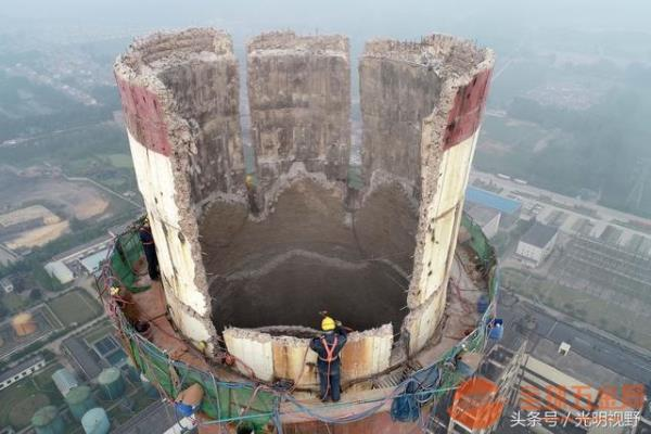 望奎县锅炉烟囱拆除全国施工