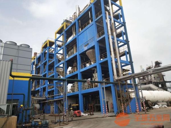 东港50米砖烟囱粉刷