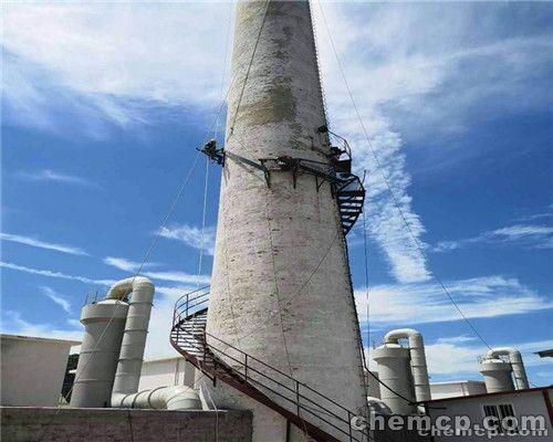 灵丘县砖混烟囱拆除 性能保证