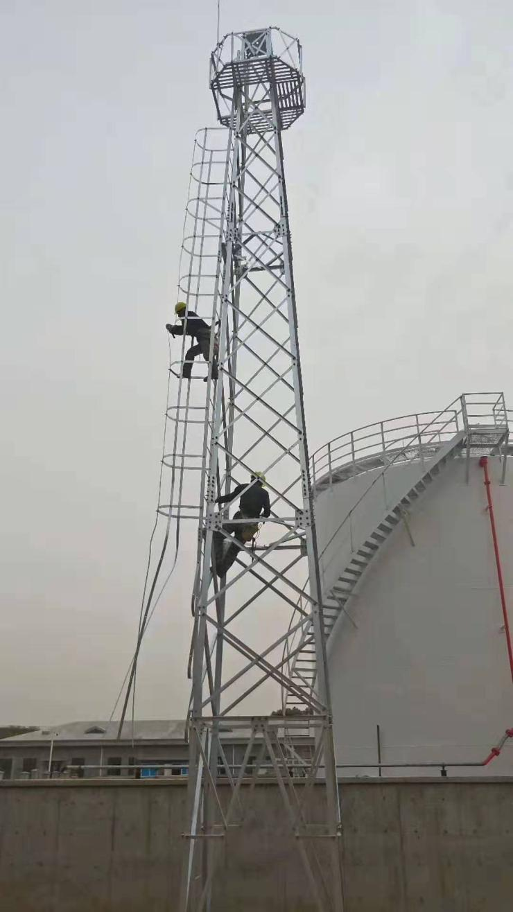 混凝土烟囱拆除桂东专业承接
