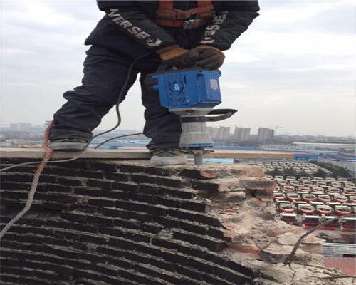 砖烟囱拆除公司-岳阳公司地址--江苏华超高空建修防腐工程有限公司