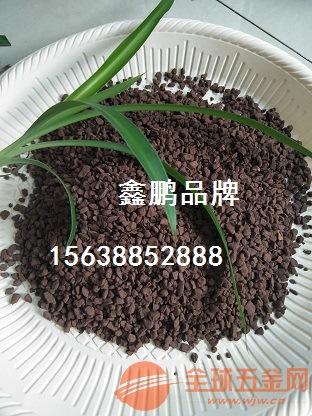 鑫鹏锰砂滤料使用标准
