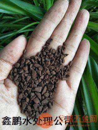 锰砂滤料使用标准