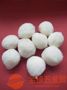 纤维球滤料--巩义市鑫鹏水处理材料有限公司