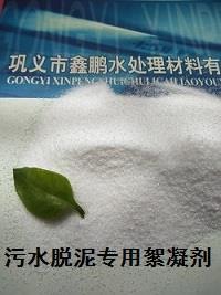 新闻浙江)城市污水处理专用聚丙烯酰胺
