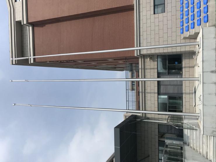 南京国旗铝合金旗杆国旗杆检修专业知识