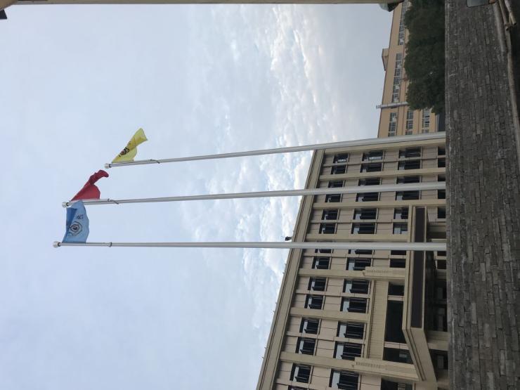 安庆国旗铝合金旗杆对于旗杆的价格方面如何参考?