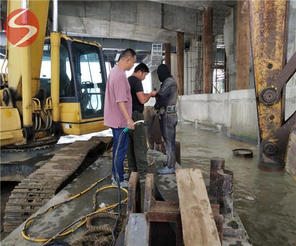 混凝土结构水下堵漏(纯纯不会变坏)